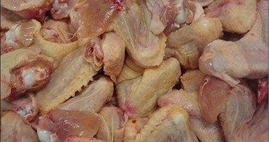 فراخ ولحوم فاسده بمصنع بالقليوبية