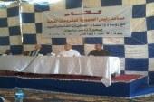 بحث خطة تنمية «بحيرة ناصر» وزيادة الثروة السمكية بأسوان
