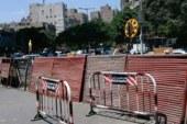 المرور: استكمال أعمال غلق شارع أحمد عرابى بسبب مترو الأنفاق …