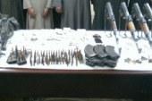 القبض على 3 عاطلين وبحوزتهم بنادق خرطوش وذخيرة فى القاهرة  …