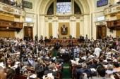 """خناقة واشتباكات بالإيدي خلال مناقشة """"تيران وصنافير"""" في البرلمان"""