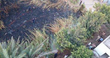السيطرة على حريق محدود بفناء مستشفى حميات طنطا …