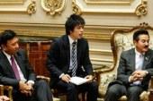 """كمال عامر لـ""""الوفد اليابانى"""": مصر تعمل على حصار الإرهاب فى سيناء …"""