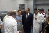 هيئة الرقابة الإدارية تشن حملة مفاجئة على المستشفيات بكفر الشيخ …