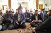 """وزير الآثار يؤدى صلاة الجمعة بمسجد """"فؤاد الأول"""" بأسيوط …"""