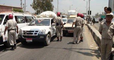 تحرير937 مخالفة مرورية خلال حملة مكبرة فى المنوفية  …
