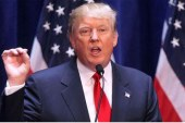 ترامب: سنبنى قوتنا العسكرية حتى لا يجرؤ أحد على تحدى أمريكا