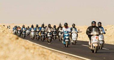 """غداً.. انطلاق """"رالى لاما الدولية للمتوسيكلات"""" لتنشيط السياحة بالغردقة …"""