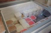 ضبط مصنع غير مرخص به 500 كيلو آيس كريم غير مطابق للمواصفات  …