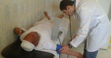 انطلاق حملة توزيع علاج فيروس سى على مرضى الكبد بشمال سيناء  …