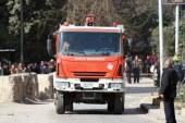 حريق بمطعم شهير فى المهندسين.. والحماية المدنية تحاول إخماد النيران …