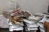 بيطري أسيوط تكثف حملاتها قبل رمضان وتضبط863 كيلو لحوم ودواجن وأسماك غير صالحة