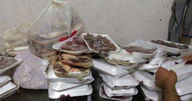 """""""تموين الإسكندرية"""" تضبط 370 كيلو لحوم غير صالحة ومخالفات خلال حملة …"""