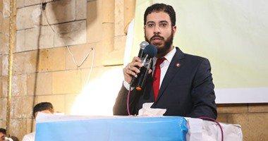 """نادر بكار ينصح شباب """"النور"""" بالالتحاق بالجامعات الأوروبية  …"""