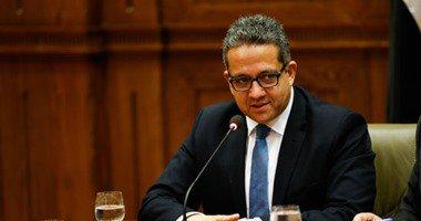 """وزير الآثار يطالب بازالة التعدى على قصر """"ألكسان"""" بأسيوط  …"""