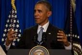 """أوباما يعود إلى مدينته """"شيكاغو"""" بعد إلقاء خطاب الوداع"""