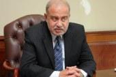 شريف اسماعيل ينوب عن سيادة الرئيس في صلاة الجمعة