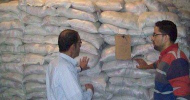 شرطة التموين تضبط ٢٢ طن فول غير صالح للاستهلاك الآدمى بسوهاج…