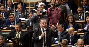 أسامة شرشر يطالب البرلمان بالتدخل لحل الأزمة بين الصحف القومية ووزارة التعليم..