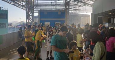 أولمبياد 2016.. الجماهير البرازيلية تؤازر منتخبها أمام فراعنة اليد…