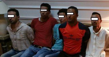 حبس عصابة السطو المسلح على مكتب تموين وسرقة البطاقات فى البساتين…