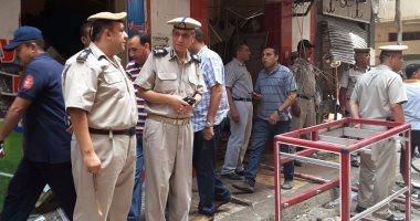 الداخلية: تلفيات بـ٢٠ محلا إثر انفجار أنبوبة بوتاجاز بالبحيرة…