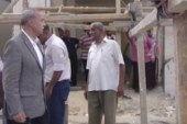 محافظ قنا يتفقد مصنع الوجبة الغذائية وخط طرد صرف صحى مدينة العمال..