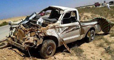 مصرع نائب رئيس محكمة النقض بالجيزة إثر إنقلاب سيارته