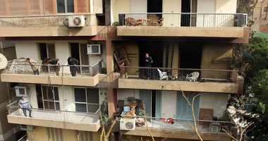 السيطرة على حريق شب فى شقة سكنية بالمهندسين دون إصابات…