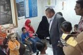 """""""الرقابة الإدارية"""" تشن حملة مرور مفاجئة على مستشفيات المنيا.."""