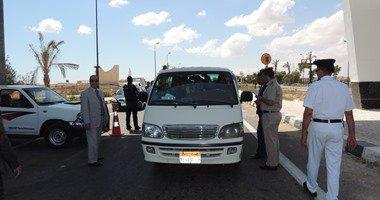 تحرير 435 مخالفة خلال حملة مرورية بالإسماعيلية اليوم…