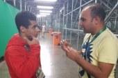 """محمد إيهاب  أحلم بمقابلة السيسي ونفسى فى شقة بـ""""أسانسير"""""""