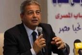 خالد عبد العزيز يكشف أجندة المؤتمر الوطني للشباب في أسوان
