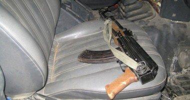 ضبط 8 كيلو بانجو وأسلحة نارية بحوزة تشكيل عصابى فى كفر الشيخ…