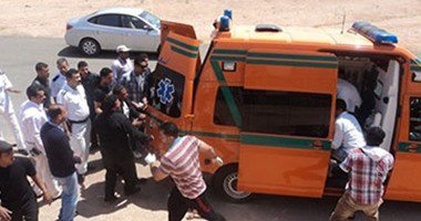 مصرع شخص فى حادث تصادم سيارتى نقل بطريق الإسكندرية الصحراوى…