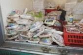 تحرير 44 قضية تموينية وضبط 30 كيلو لحوم غير صالحة للاستهلاك خلال حملات اليوم الواحد بأسيوط