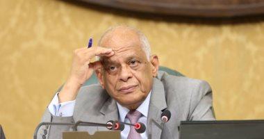 على عبد العال يدعو رئيس الوزراء لعرض أسباب إعلان حالة الطوارئ بالبرلمان