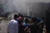 الصحة: 31 مصابًا فى حادث حريق عقار الإسماعيلية