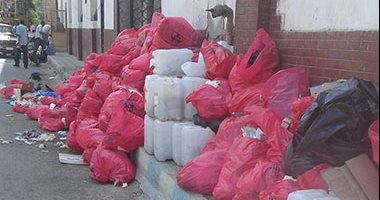 شرطة البيئة تضبط ١٠ أطنان مخلفات طبية بالقاهرة..
