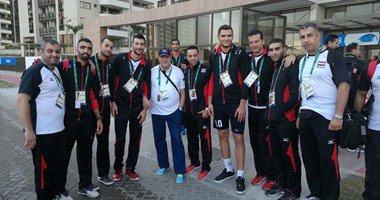 أولمبياد 2016.. منتخب مصر للطائرة يخسر أمام الأرجنتين 3 /0 فى البرازيل..