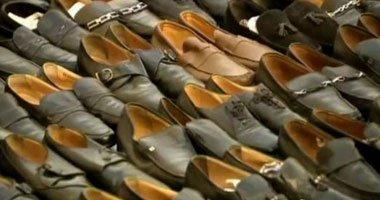 ضبط أحذية مهربة جمركيا وتحصيل 35 ألف جنيه من أصحاب محلات بمطروح…