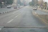 """""""مرور القاهرة"""" يجرى إغلاقا جزئيا لكوبرى قصر النيل بسبب أعمال التطوير.."""