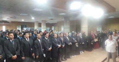 وزير العدل يوافق على طلب نقابة المحامين بالكشف الطبى على الأعضاء الجدد…