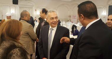 خليل يتبرع بمقر جديد لحزب المصريين الأحرار
