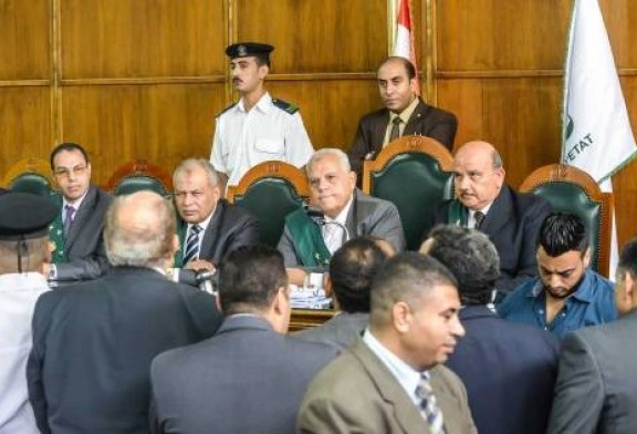 """إجراءات أمنية مشددة بمحيط """"محكمةعابدين"""" قبل الحكم في قضية """"تيران وصنافير"""""""