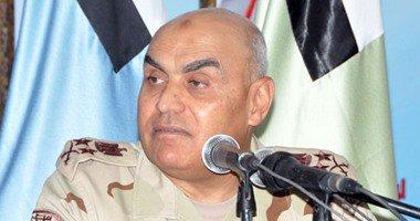 وزير الدفاع للسيسى  في ذكرى 25 يناير _ رجالنا يتقدمون الصفوف لحماية الوطن