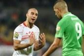 الجزائر وتونس اليوم في بطولة الأمم الإفريقية في مباراة لاتقبل القسمه علي أثنين