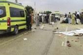 """مصرع سودانيين وإصابة 16 في حادث تصادم مروع على """"صحراوي بني سويف"""""""
