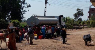 قطع المياه عن 7 مناطق بأسوان اليوم لمدة 12ساعه