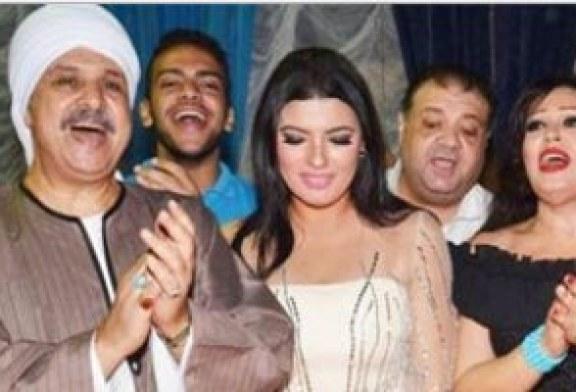 وفاة محمود الدسوقى زوج عزة مجاهد ابنة الفنانة فيفى عبده